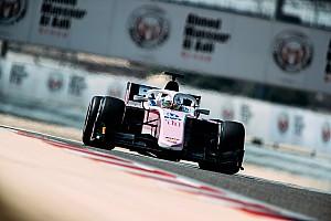 FIA F2 Test Test Sakhir, Giorno 3: Gunther chiude al comando