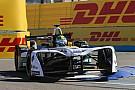 Formule E EL2 - Di Grassi riposte avant les qualifs