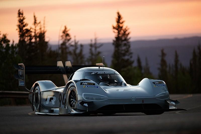 Volkswagen am Pikes Peak: Gesamtrekord ist nicht das Ziel