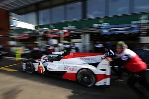 WEC Crónica de entrenamientos Toyota aumenta su ventaja en LMP1 en la segunda sesión y Maldonado domina en LMP2