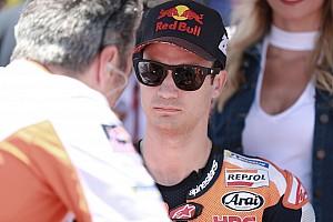 MotoGP Breaking news Pedrosa wants