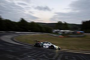 Endurance Qualifying report Nurburgring 24h: Van der Linde tops first qualifying for Audi