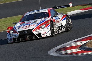 Super GT Special feature The Super GT stand-in that turned heads at Fuji