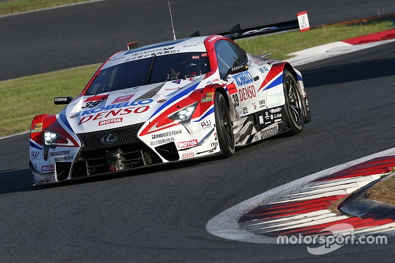 The Super GT stand-in that turned heads at Fuji