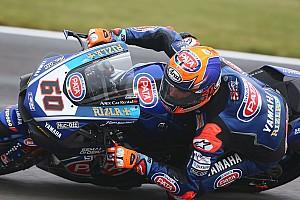 World Superbike Crónica de Carrera Van der Mark vence a Rea en Donington y Mercado en 13
