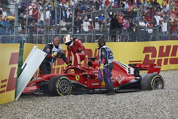 Verstappen defends Vettel over German GP error