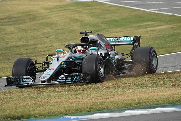 Formula 1 Breaking news No precedent for Hamilton pit entry offence, says Whiting