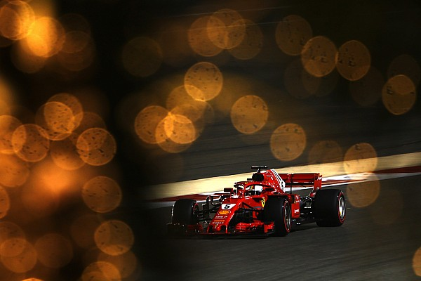 Bahrain GP: Starting grid in pictures