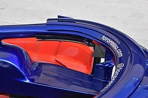Formula 1 Analisi Toro Rosso: molti deviatori di flusso per ridurre l'impatto dell'Halo