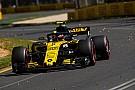 Formula 1 Renault pilotları, Haas'ın gerisinde kaldığı için hayal kırıklığı yaşıyor