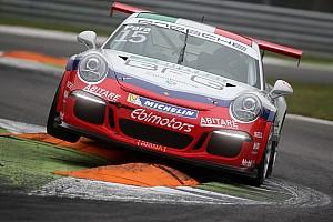 Carrera Cup Italia Ultime notizie Carrera Cup Italia, Pera torna sui fatti di Monza ma
