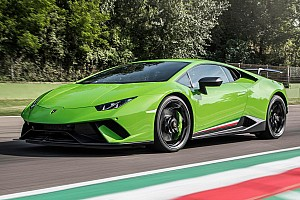 Automotive Breaking news Lamborghini will use V10, V12 engines for as long as possible