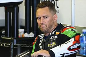 Ex-MotoGP rider West suspended over potential doping violation