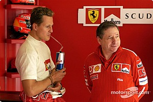Todt: Vi o GP do Brasil de F1 com Schumacher em sua casa