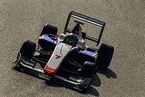 GP3 Новость Проведены испытания машины GP3 нового поколения