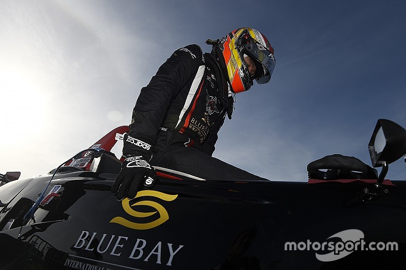 Luo passes Lloyd and Thompson to win St. Pete Race 2