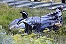 柯尼塞格One:1纽堡折翼 超跑安全性良好