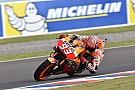 Argentina MotoGP: Marquez leads Honda 1-2 in second practice