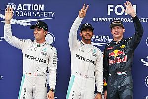 Formula 1 Qualifying report Malaysian GP: Hamilton blitzes pole as Rosberg toils