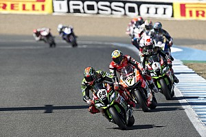 World Superbike Breaking news World Superbike brings in unorthodox starting order rules for 2017