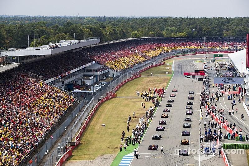 Formel-1-Kalender 2019: 21 Rennen inklusive Hockenheim