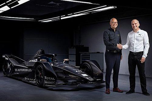 Techeetah anuncio su sociedad con DS para la quinta temporada de Fórmula E