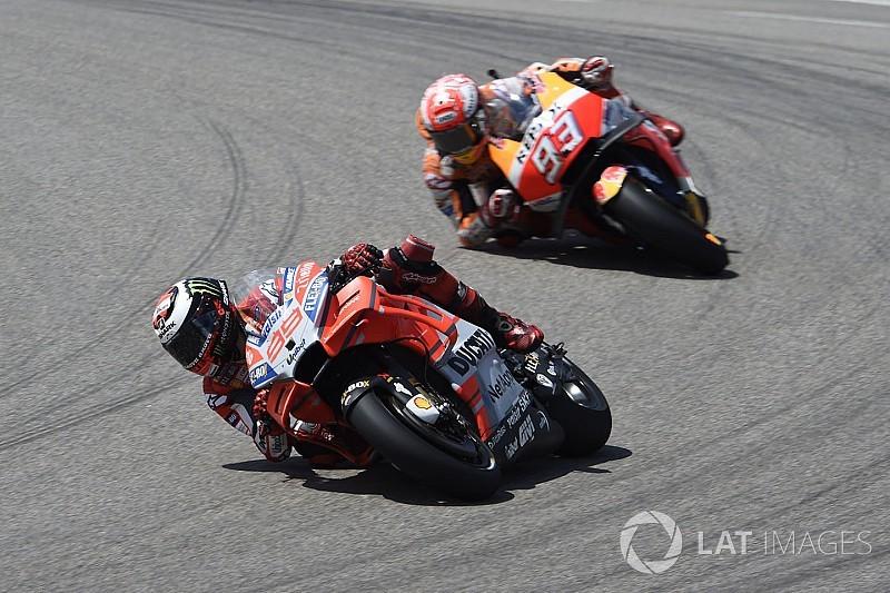 Honda evita estimar tempo de adaptação para Lorenzo em 2019