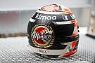 Formula 1 Hartley, Vandoorne ve Leclerc, Monaco'da farklı kask tasarımlarıyla yarışacak