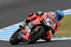 Superbike-WM News WSBK-Test: Bestzeit für Ducati, Jonathan Rea stürzt