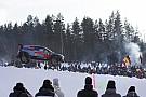 WRC GALERÍA: El Rally Suecia en imágenes