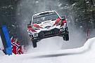WRC Svezia, PS15: Tanak regala a Toyota la vittoria di speciale