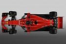 Ferrari onthult agressieve SF71H: