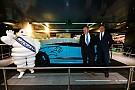 Other cars La Jaguar Racing con la Michelin per l'I-PACE eTrophy