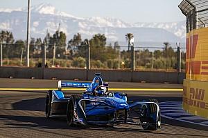 Formula E Qualifying report EPrix Marrakesh: Buemi pole, di Grassi alami masalah