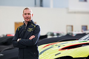WEC Breaking news Martin completes Aston Martin WEC line-up for 2018/19