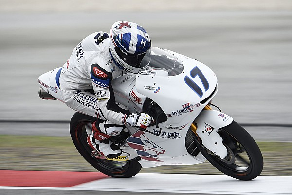 McPhee correrá el año que viene en el CIP de Moto3