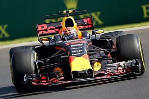 F1 Noticias de última hora El día de Verstappen es interrumpido para probar partes 2018