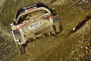 WRC Son dakika Lappi 2018 WRC sezonunda hataları azaltmaya odaklandı