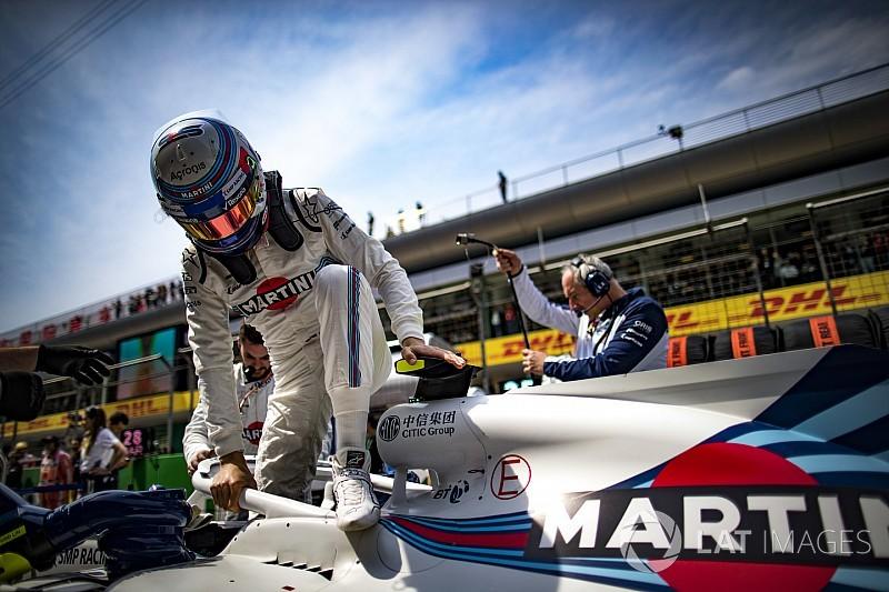 """Massa: Alívio por ter saído da Williams """"no momento certo"""""""