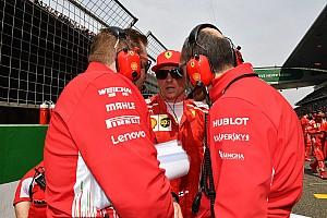 Forma-1 Motorsport.com hírek Räikkönen tipikus másodszámú szerepet kaphatott Vettel-nél: mi volt ez Kínában?