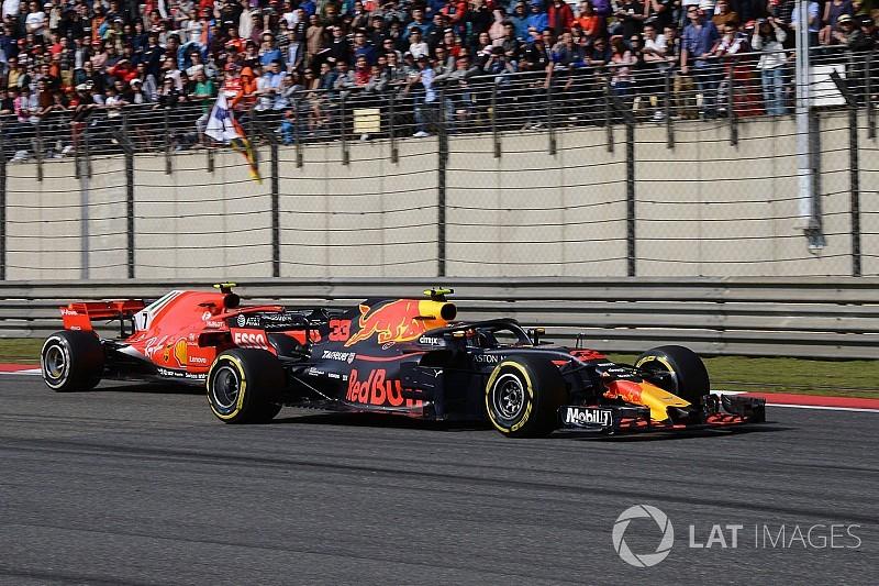 Verstappen admite que quis demais vitória na China