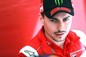 MotoGP Noticias Lorenzo podría firmar en Jerez el peor arranque de un piloto de Ducati