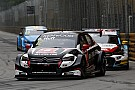 WTCC Macau WTCC: Huff takes record ninth win in wet race