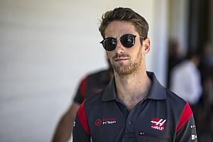 """Grosjean se vê correndo na Haas até os """"37, 38 ou 39 anos"""""""