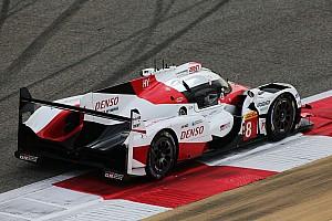 WEC Motorsport.com hírek Videón, ahogy Alonso a Toyota LMP1-es versenygépével tesztel