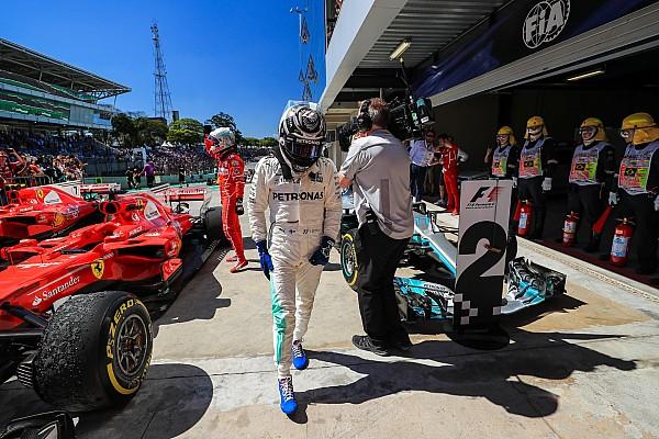 Villeneuve juge la performance de Bottas