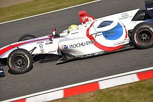 Super Formula Testing report Sekiguchi tops first Super Formula test day