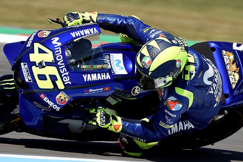 Rossi atribui primeira fila a vácuo conseguido no fim