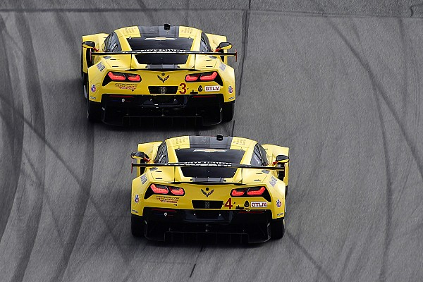 """Corvettes """"didn't have enough"""" to fight Fords, says Garcia"""