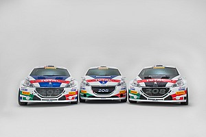 CIR I più cliccati Fotogallery: ecco le Peugeot ufficiali per il CIR 2018